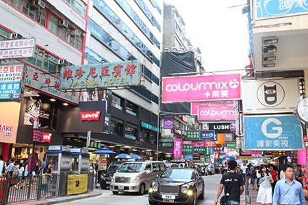 guide to mong kok retail space hong kong