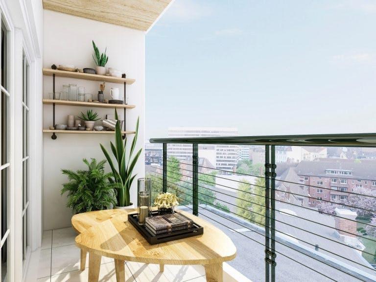 Cum alegi mobilierul pentru balcon