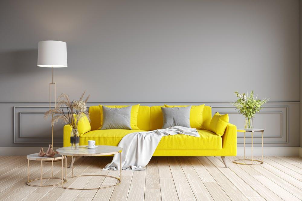 Culorile anului 2021 - cum le integrezi în locuința ta