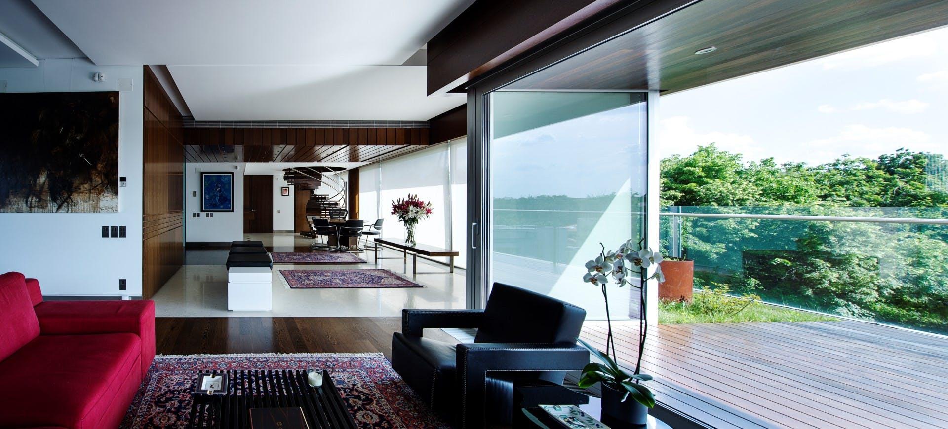Penthouse cu terasa