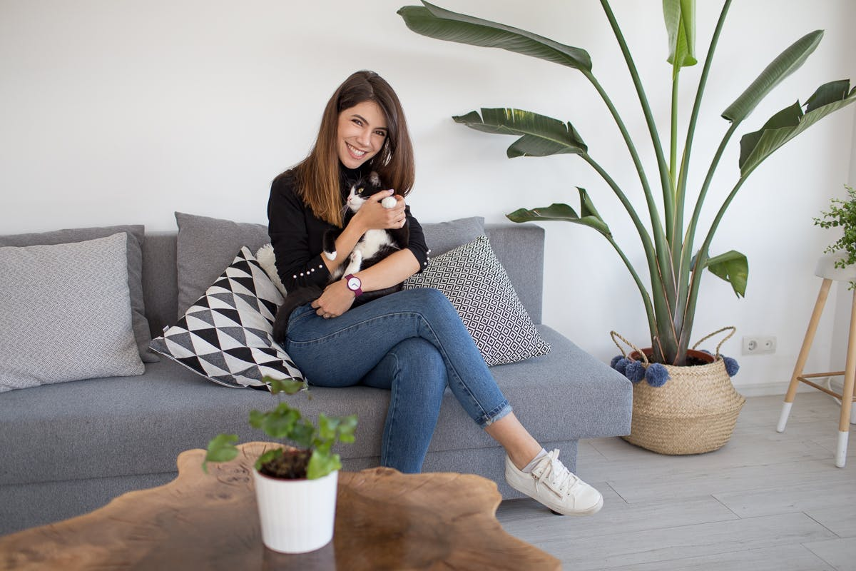 Story of a Home: În vizită la Anca Cheregi