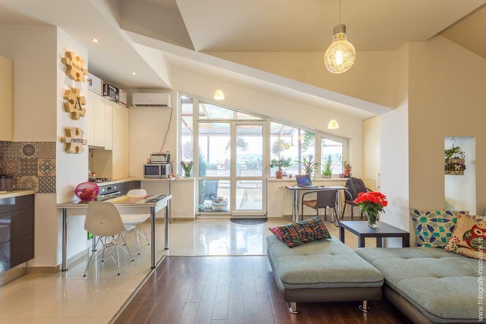 3 penthouse-uri spectaculoase de vanzare