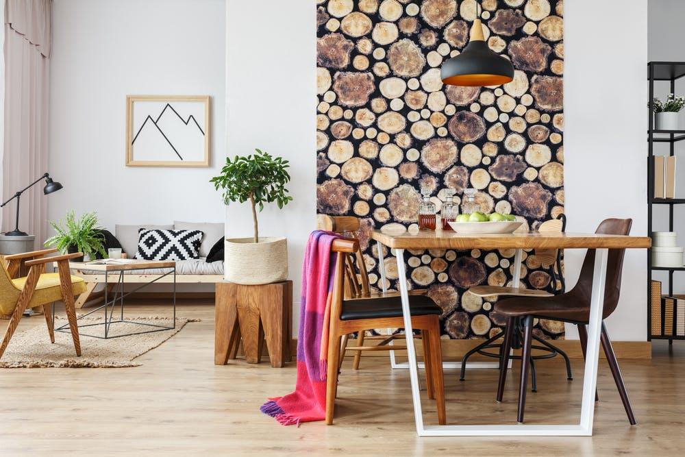 Tapetul revine – cum îl poți integra în designul interior al casei tale – idei de amenajare