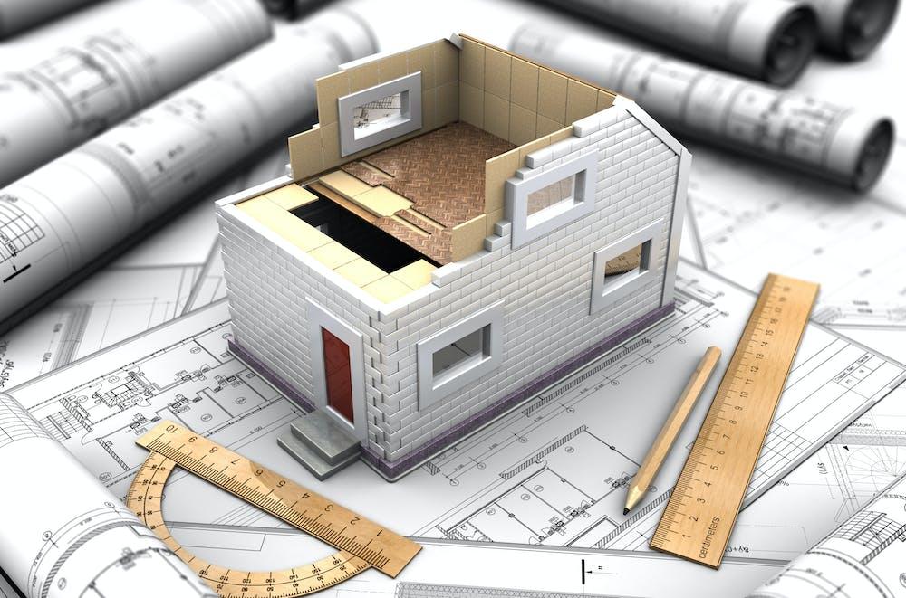 etapele construirii unei case