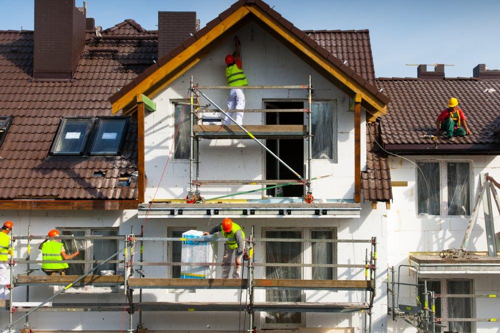 Totul despre izolația exterioară a casei