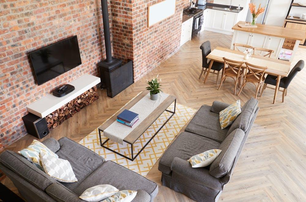 Amenajarea unei locuințe open space. Idei și soluții