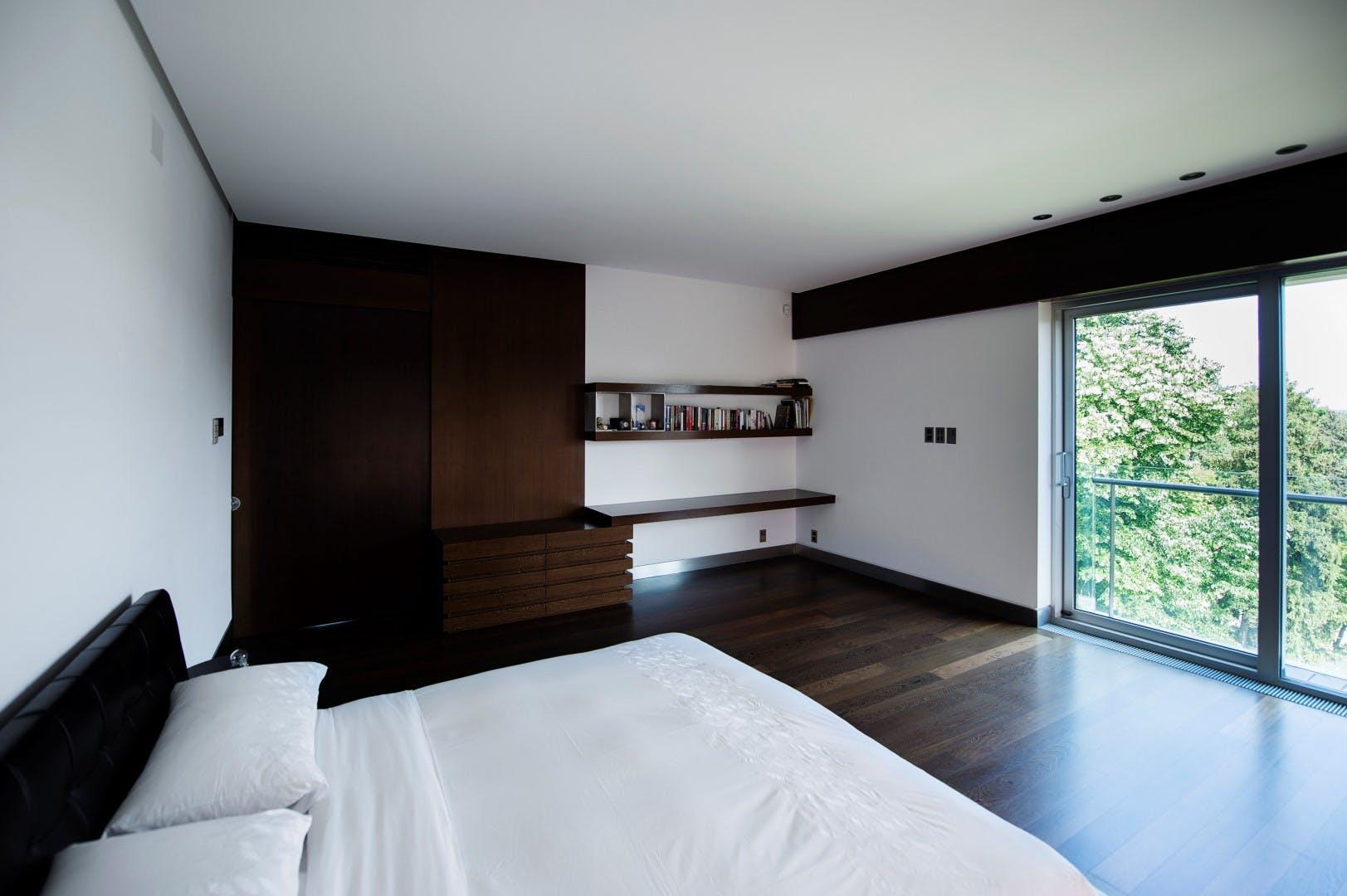 Dormitor penthouse