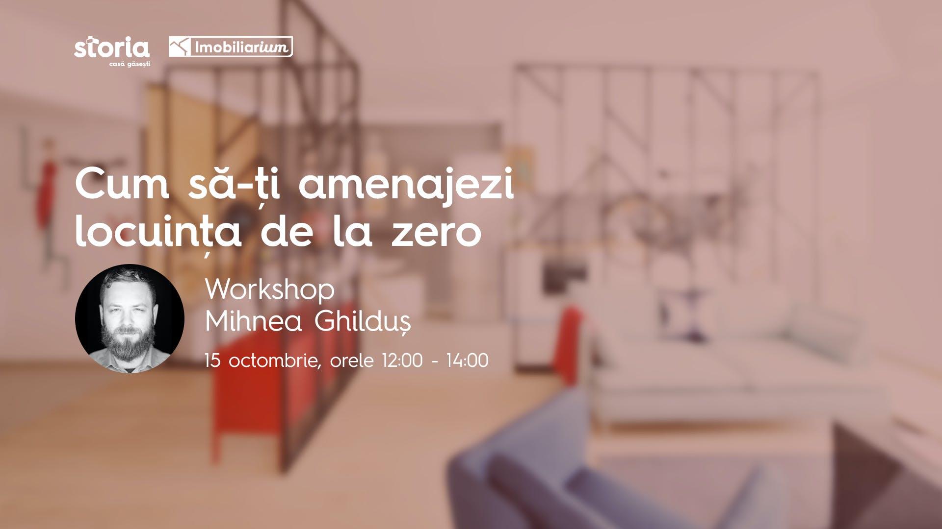 Workshop Mihnea Ghildus