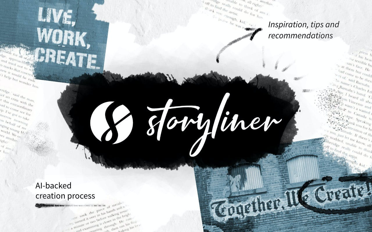 storyliner - create compelling content