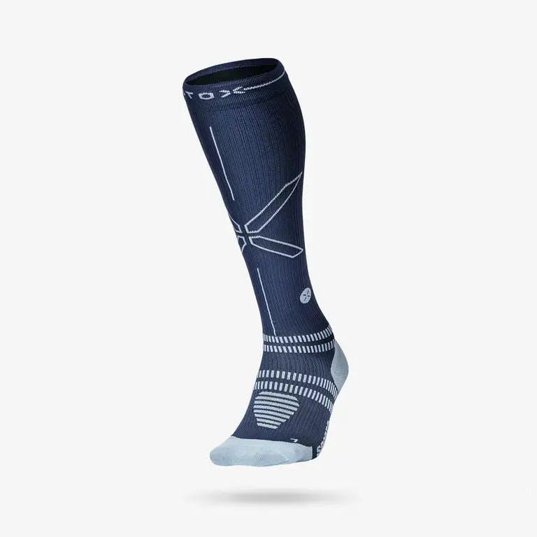 compressiesokken tegen restless legs