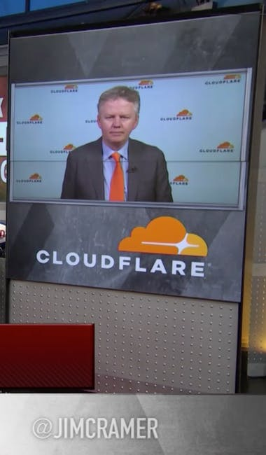 Cloudflare CEO: Internet is going to be one of the heroes of coronavirus crisis