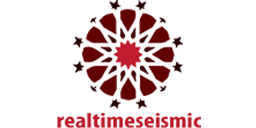 realtimeseismic logo