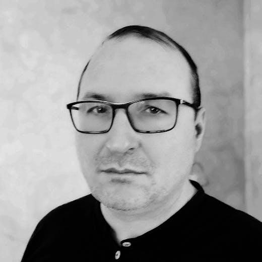 Cosmin Constantin Vasile headshot
