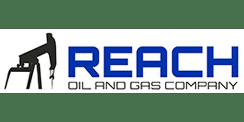 reach oil and gas logo