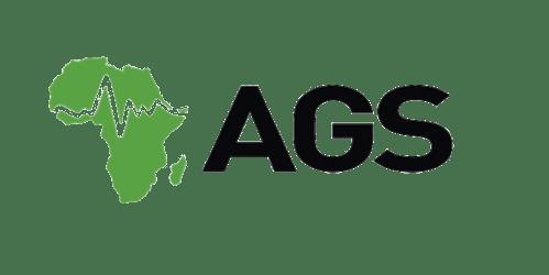 AGS logo STRYDE customer