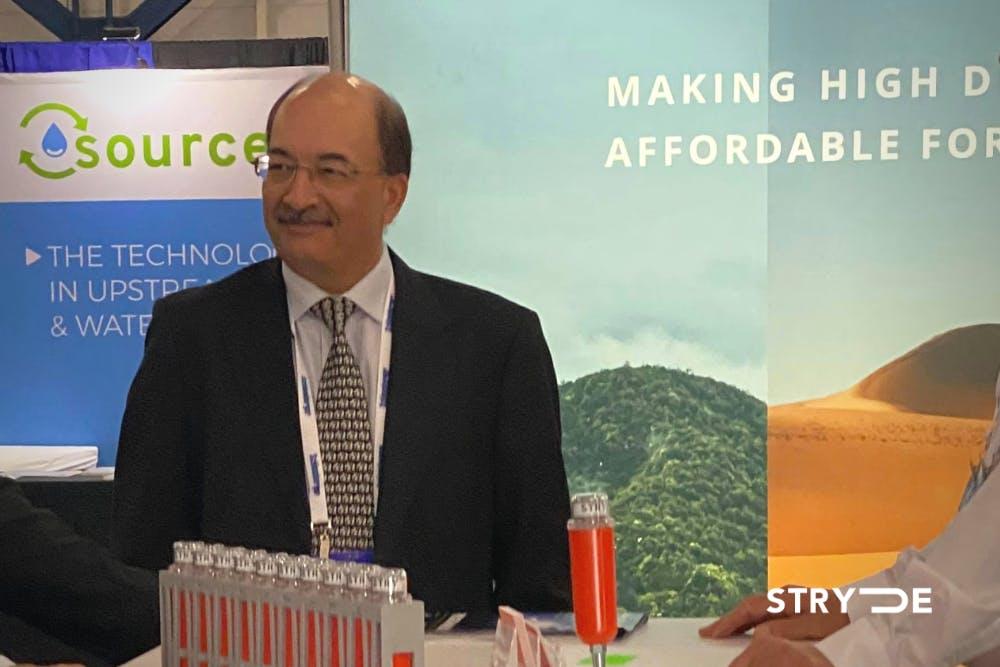 Sam Moharir Head of Business Development at URTEC 2021