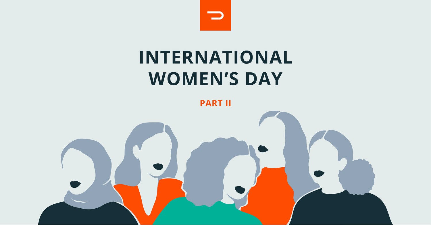 International women's day 2021 what gender equality means to you