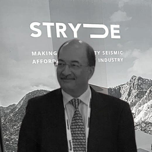 Sam Moharir Headshot - STRYDE Head of Business Development