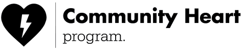 Community heart program logo