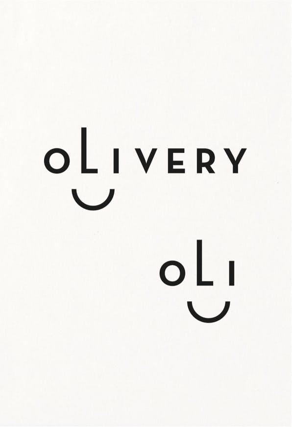 Olivery branding
