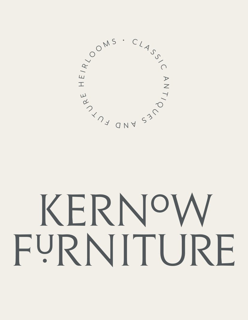 Brand design Kernow Furniture antiques