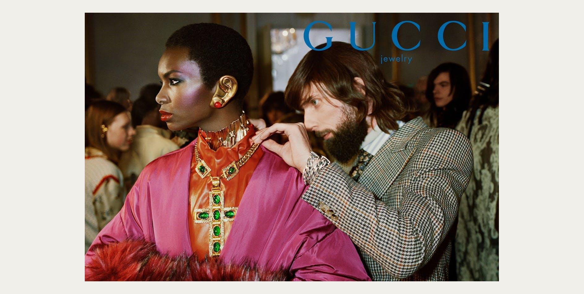 Gucci FW19 Glen Luchford campaign