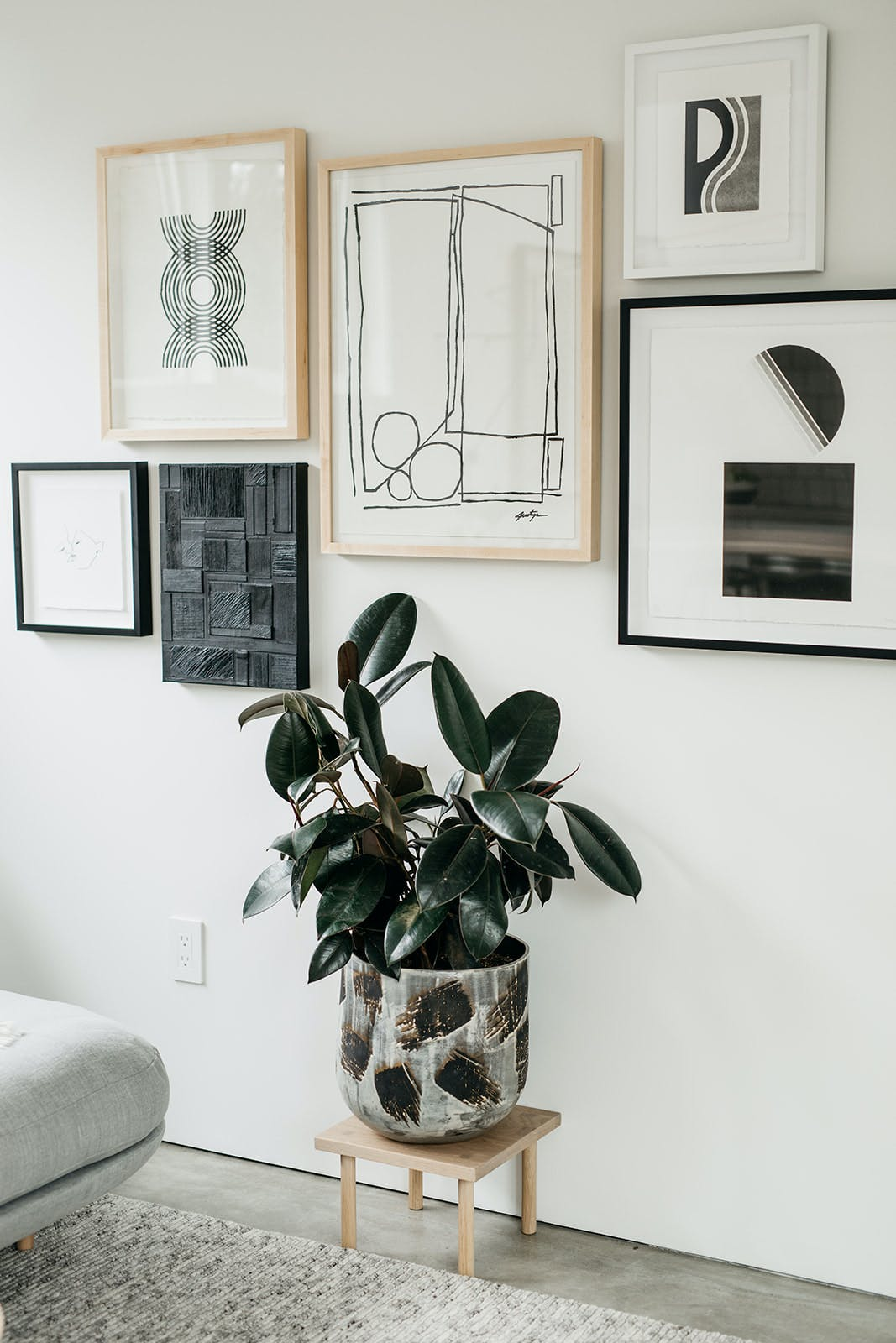 Plant and art