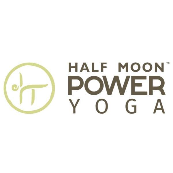 Half Moon Power Yoga