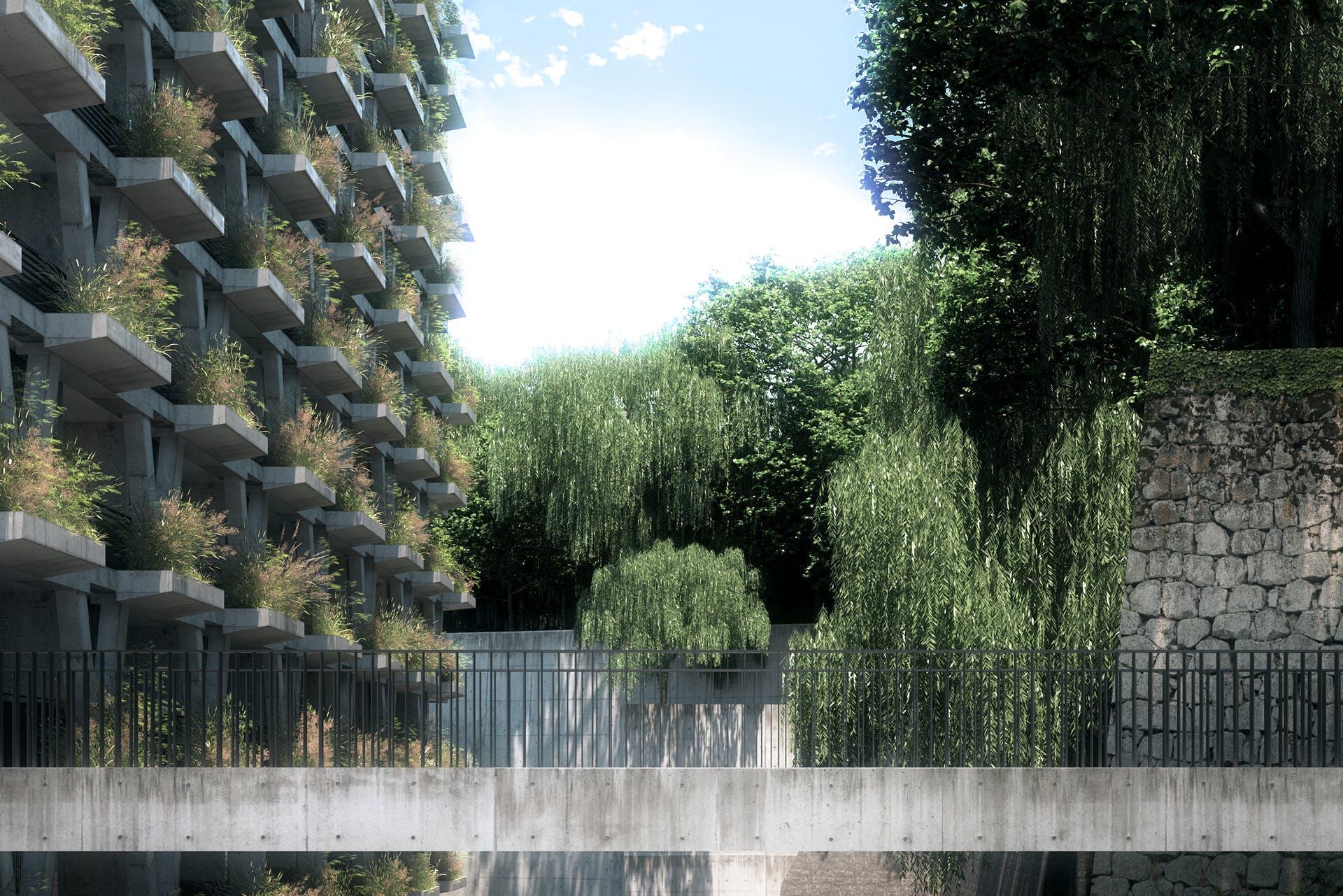 ZEM Housing Project