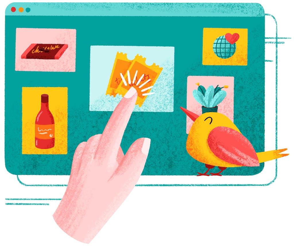 website afbeelding luckybird