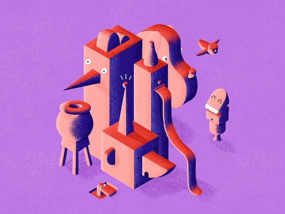 uitgelichte afbeelding van een isometrisch project