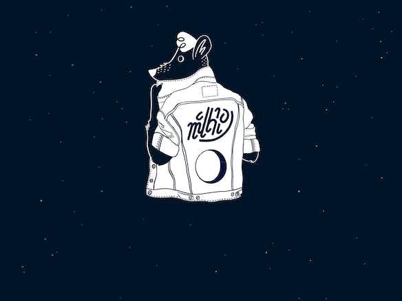 hero image mascot record labe