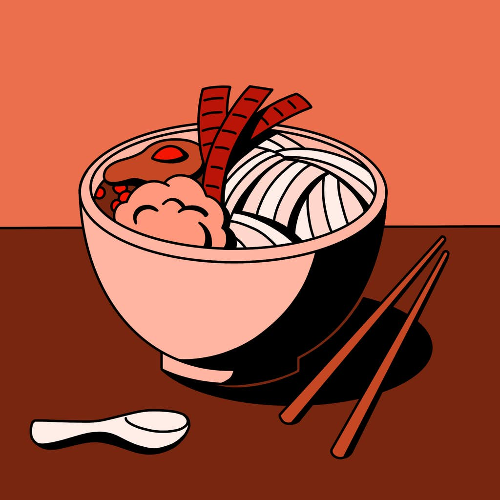 haruki murakami bingo simpele maaltijd afbeelding