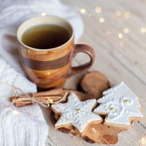 Thee als Kerstgeschenk