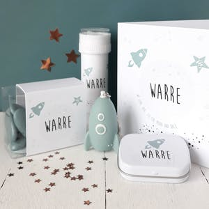 Warre... to the moon and back