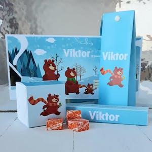 Doopsuiker voor Viktor