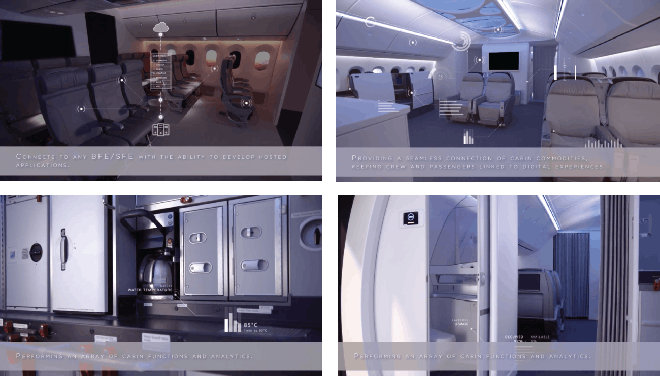 cabin internal screenshots