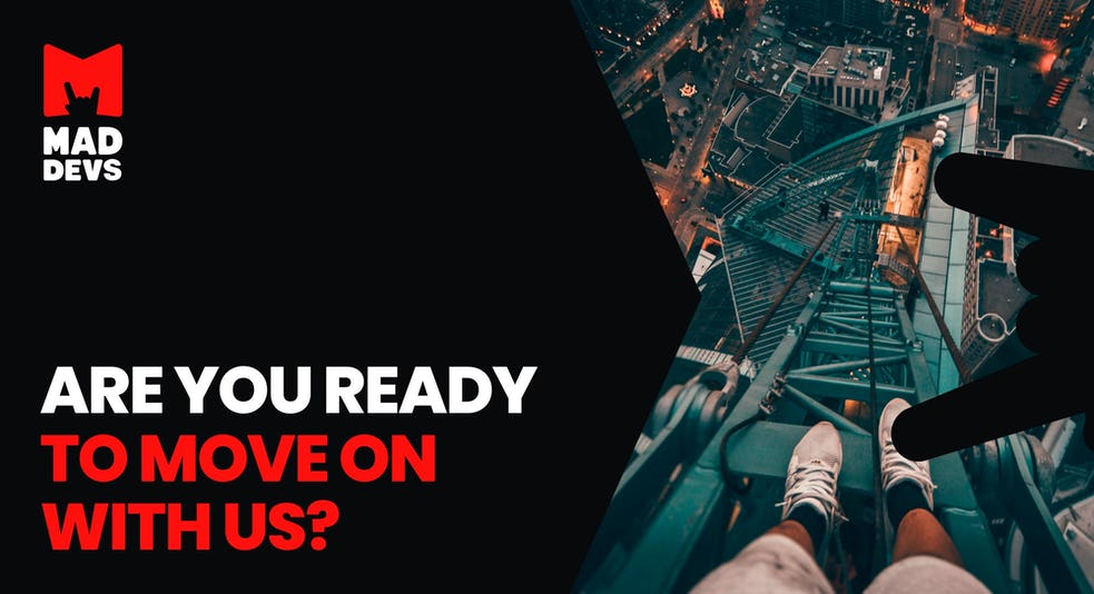 Discover Your Professional Growth Opportunities at Mad Devs.