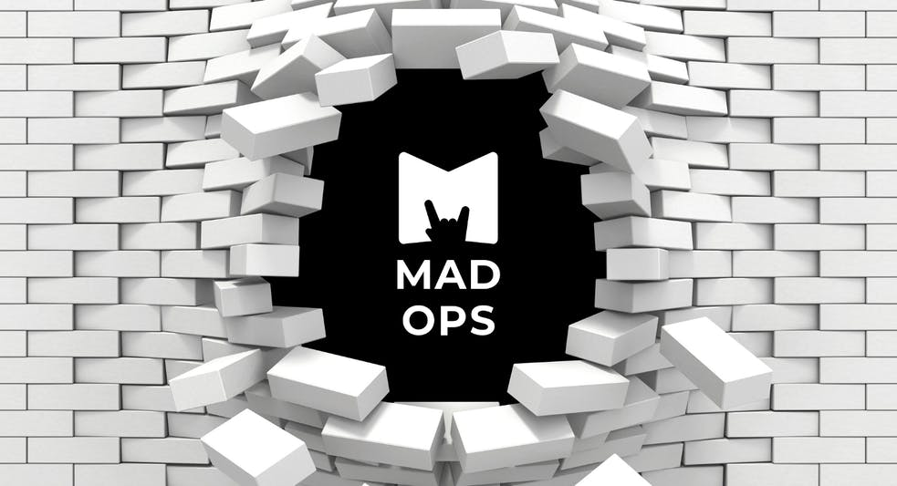 MadOps: DevOps at Mad Devs.