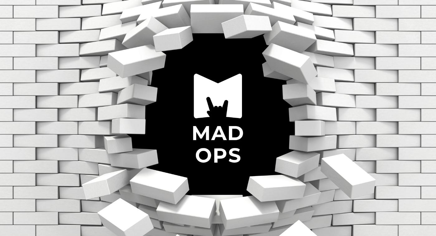 MadOps: DevOps at Mad Devs.