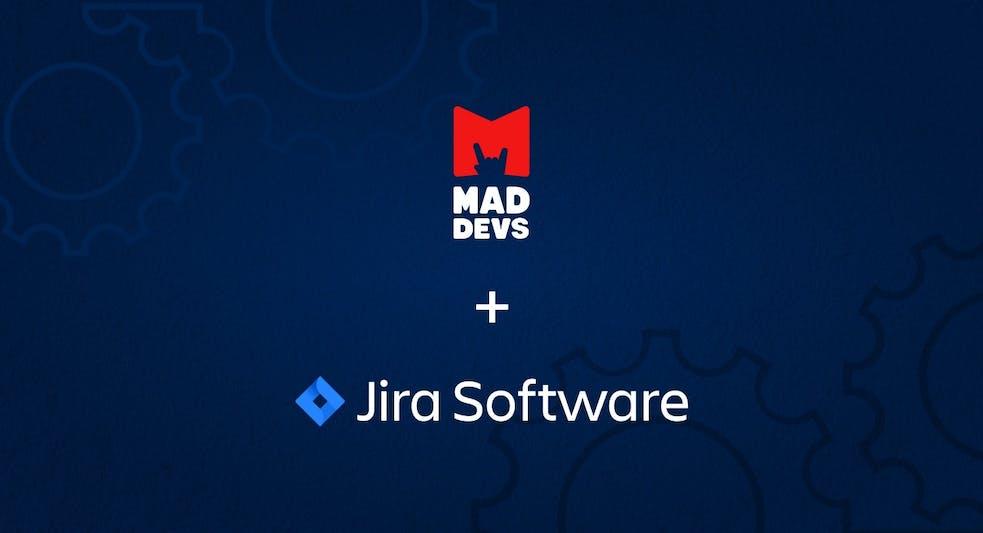 Mad Devs + JIRA.