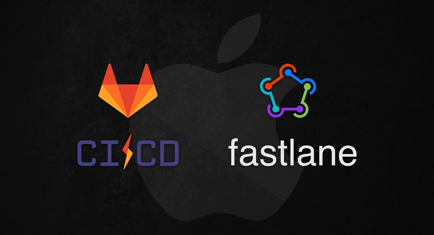 Fastlane and GitlabCI.