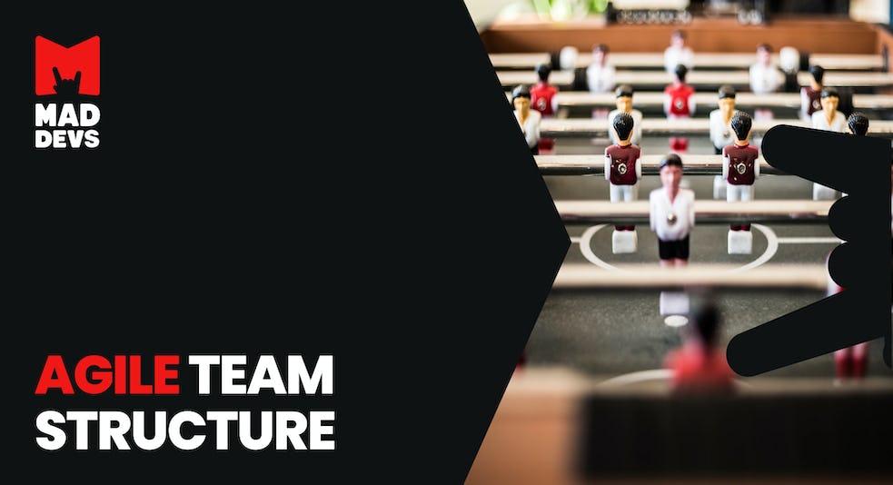 Agile Team Structure.