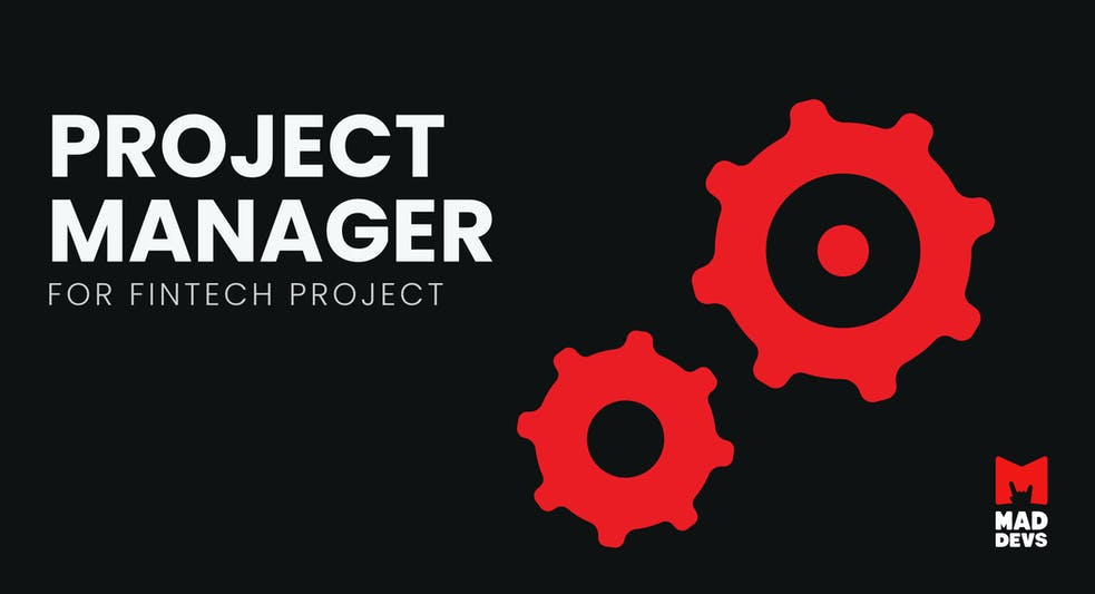 Project Manager for Fintech Project.