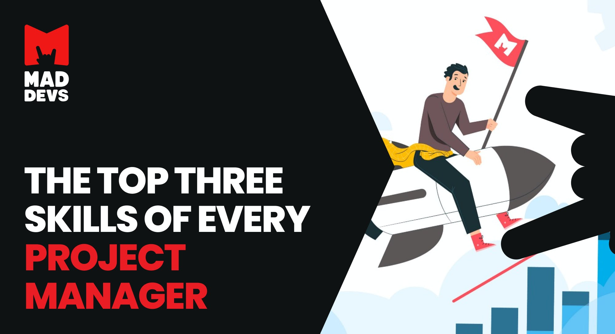 The Top Three Skills Every Successful Project Manager Needs to Focus On.