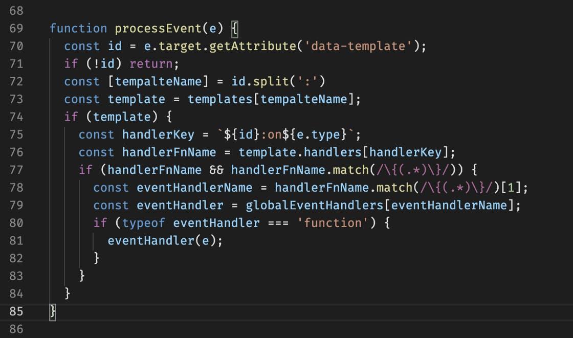 Event Processor.