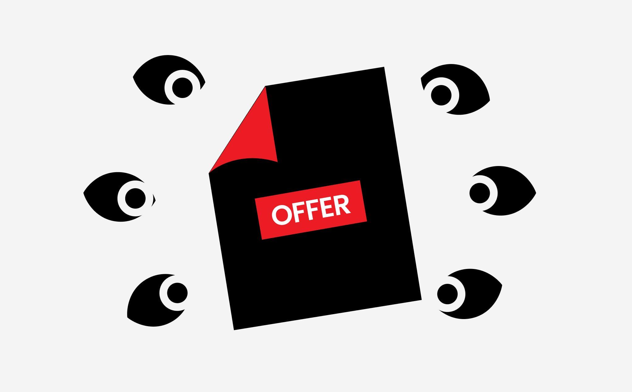 Custom software development offer