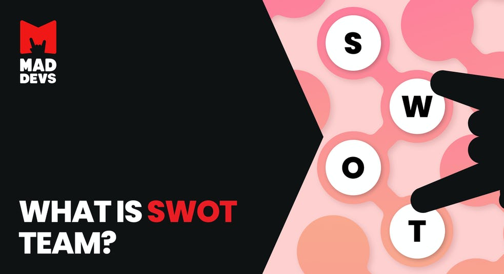 What is SWOT Team.