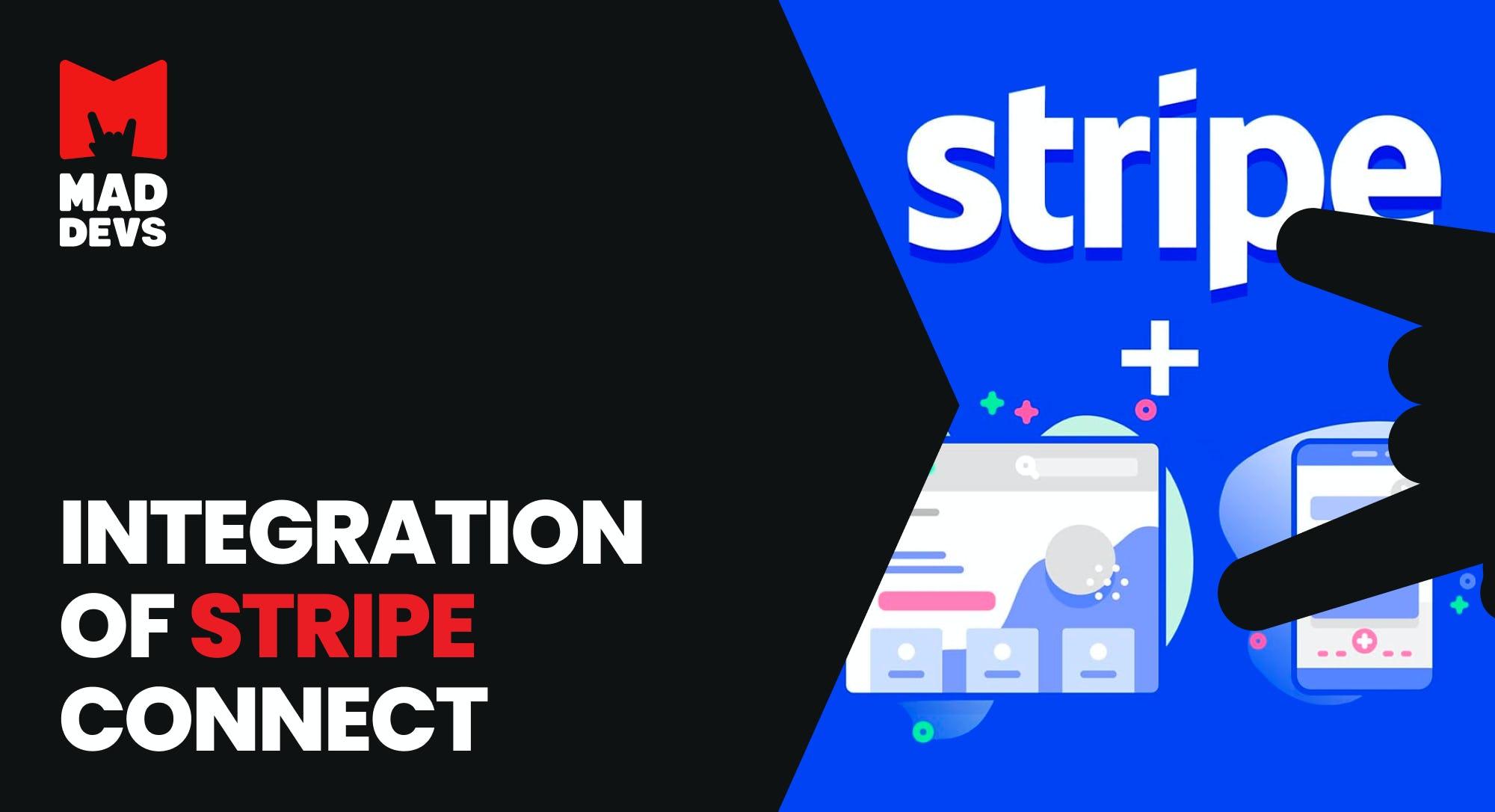 Stripe Connect.