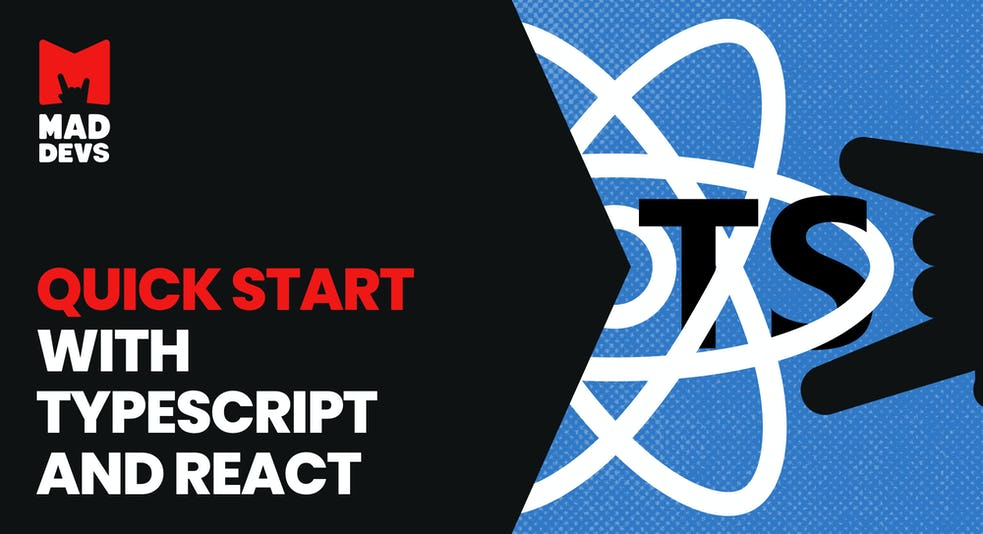 Quick Start with Typescript andReact.
